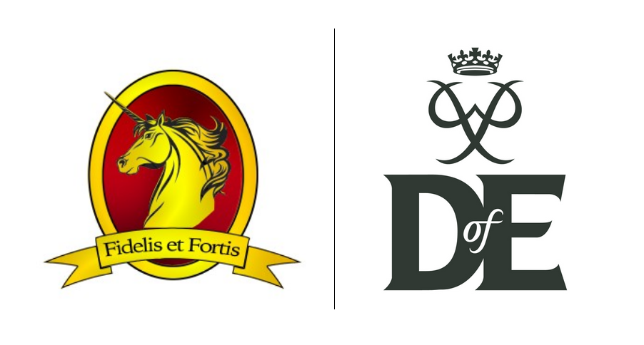 JGHS and DofE Logos